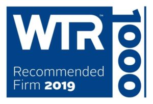 WTR 1000 Recommended Firm 2019